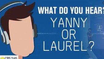 Ideal para la cuarentena: ¿Laurel o Yanny?, el audio que revolucionó y provocó discusiones en las redes sociales