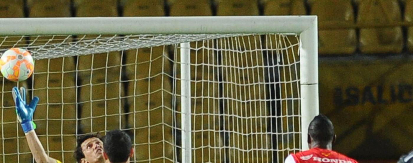 Estudiantes se despidió de la Copa Libertadores