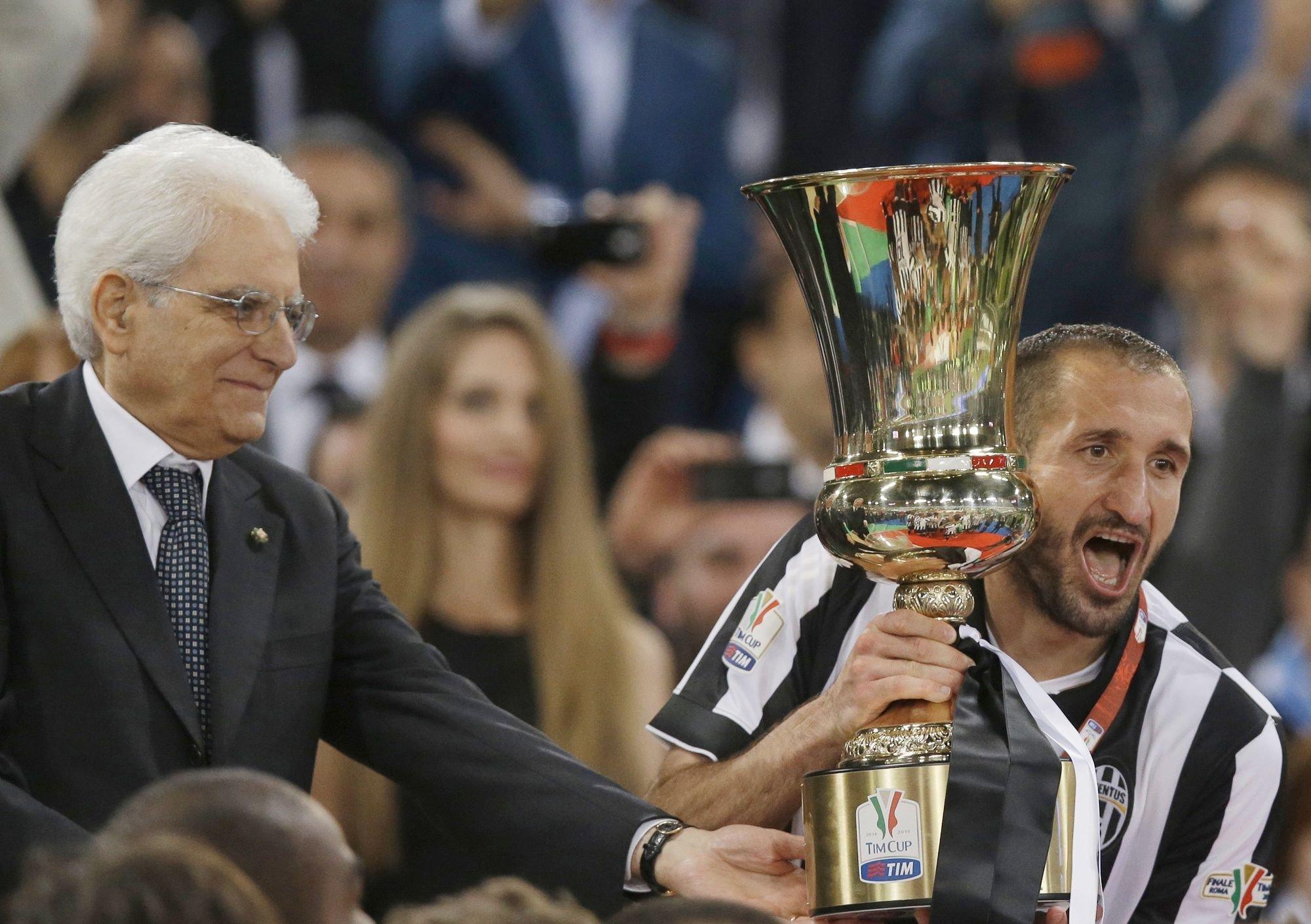 Tevez grita campeón otra vez en Italia