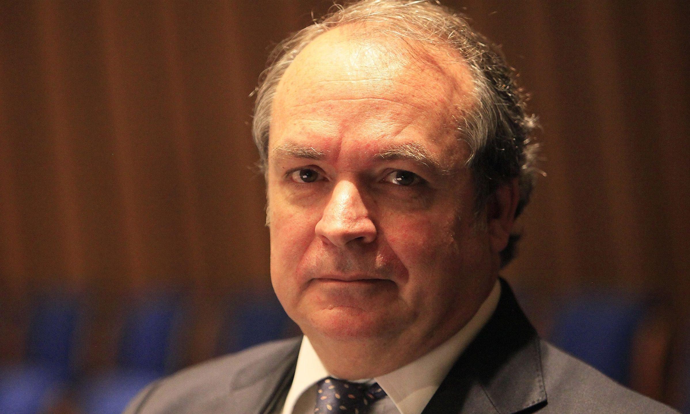 Amerigo Incalcaterra, representante de la Oficina Regional de Acnudh.