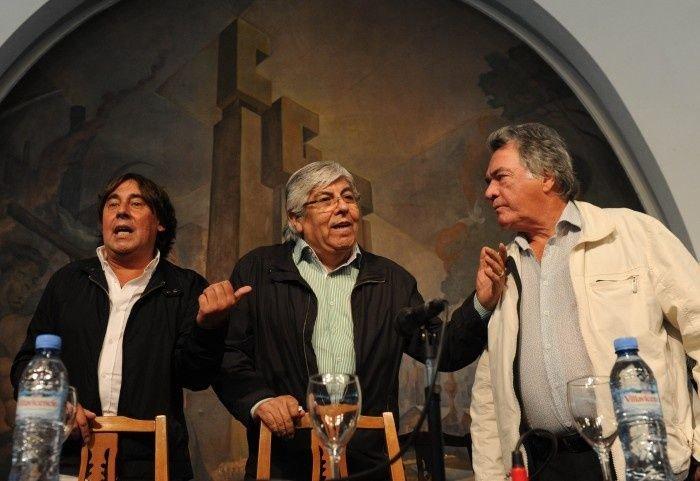 Barrionuevo ratificó que irá al paro el 9 de junio junto con las centrales conducidas por Moyano y Pablo Micheli