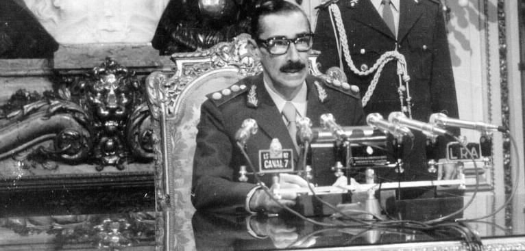 Videla, el represor que murió en un inodoro y que lideró a los que podrían pedir el 2x1