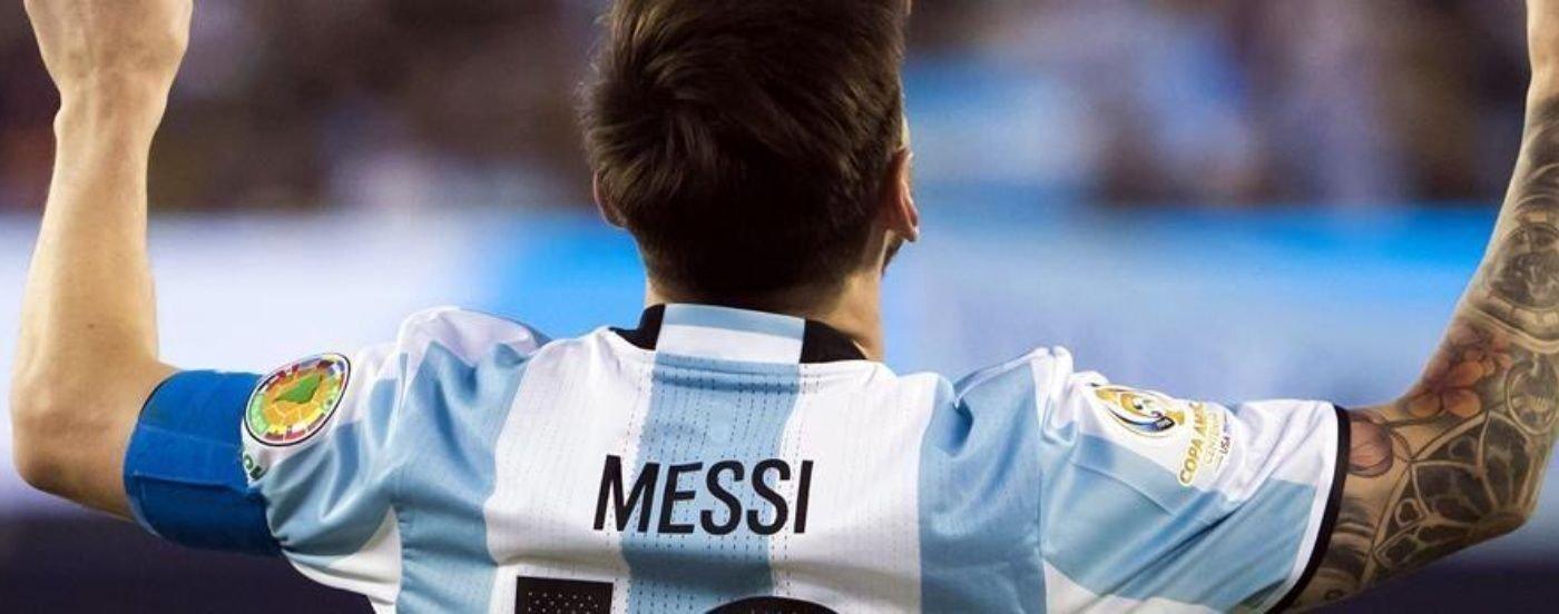 """Messi, indignado con el hincha argentino: """"No somos valorados; nos dicen pechos fríos o cagones"""""""
