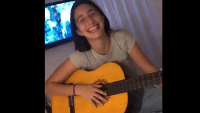 Nace una estrella: conocé a Azul, la hija de Romina Yan y nieta de Cris Morena
