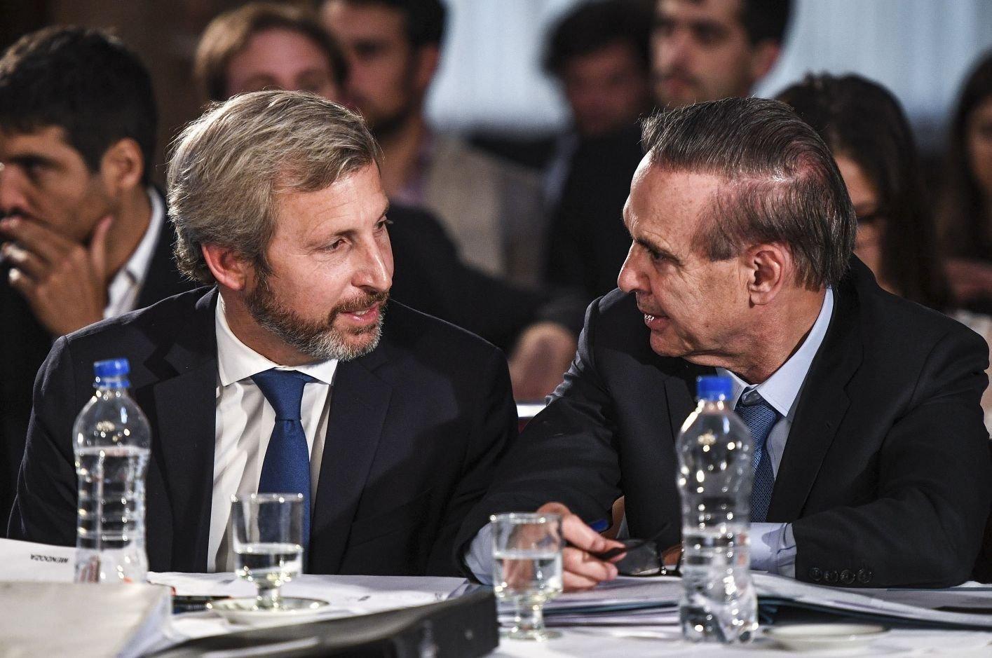 Pichetto descartó cambios en el gabinete de Macri