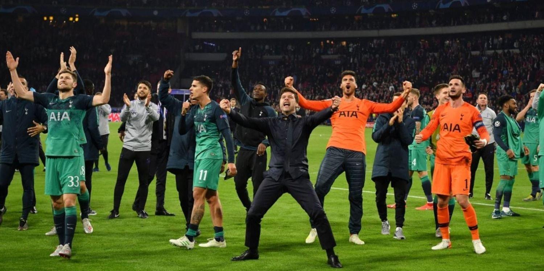 La Champions, al palo: en otro partido increíble, el Tottenham emuló al Liverpool y eliminó al Ajax