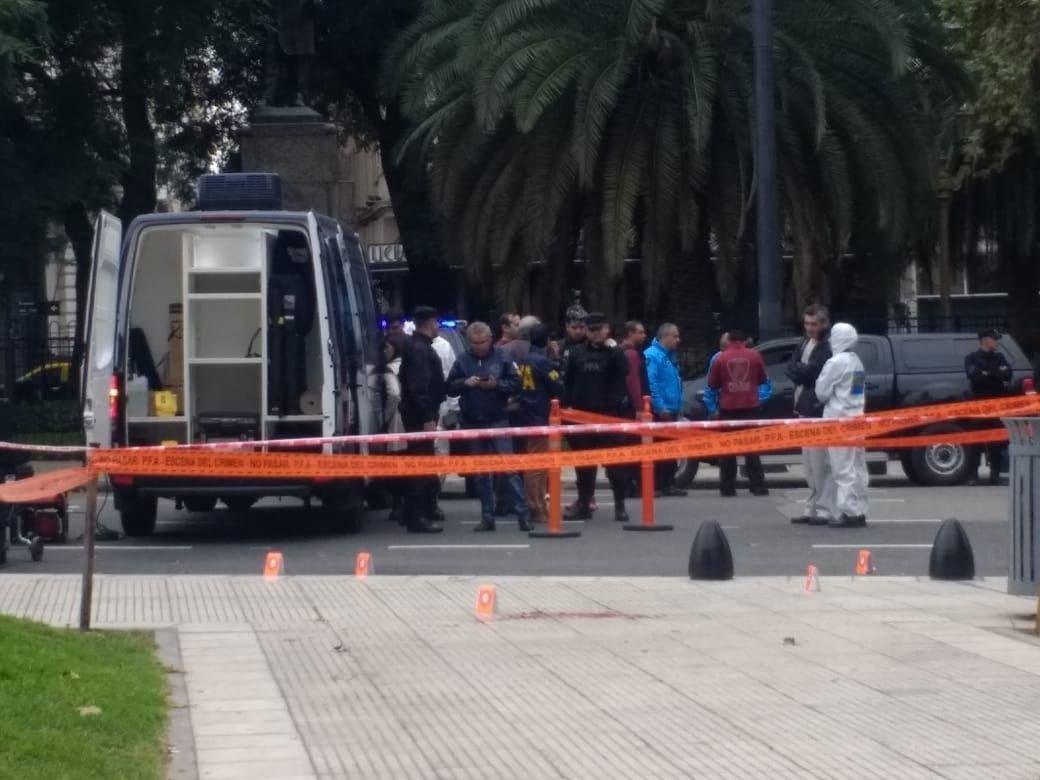 Murió el diputado argentino Héctor Olivares, baleado este jueves en Buenos Aires