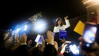 Para mirarlo de nuevo: así lanzó Cristina su candidatura a vice de Alberto Fernández