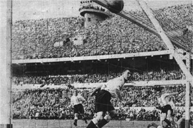 """Antes de Diego: el gol a los ingleses que originó el """"Día del Futbolista"""""""