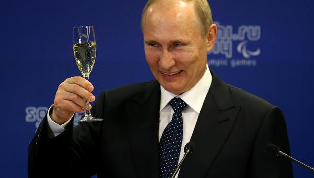 A los 66 años, Putin sería padre otra vez.