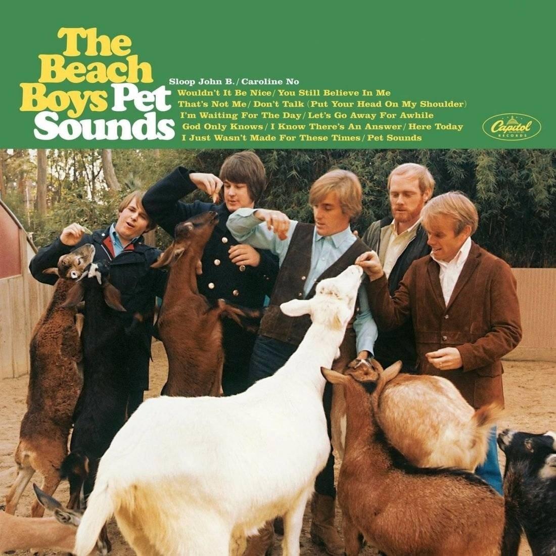 Pet Sounds transformó para siempre la historia del rock.