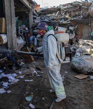 Provincia intensificará los testeos en barrios vulnerables y temen un brote en Villa Itatí