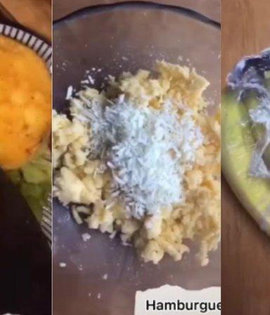 MatyCocina: cómo hacer hamburguesas de polenta y cinco trucos para resolver cosas del hogar