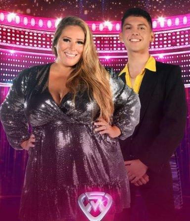 """Debut y escándalo en Showmatch: Mar Tarrés fue repudiada por la DAIA tras decir """"judío con plata"""""""