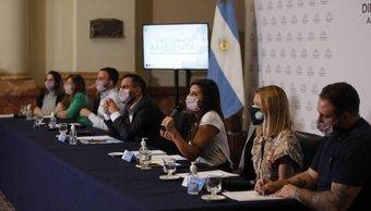 Empezó el Foro Legislativo Ambiental: Diputados del Frente de Todos encabezaron los primeros encuentros