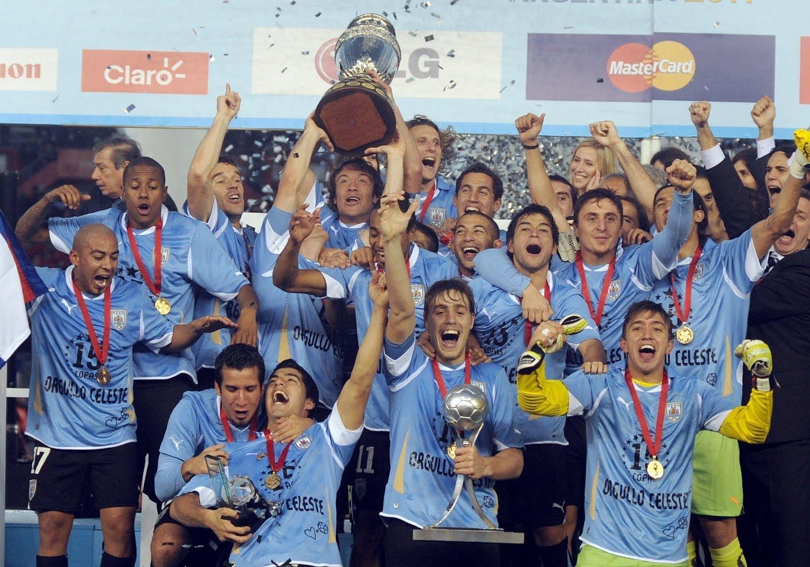 Uruguay fue el último campeón, en 2013.