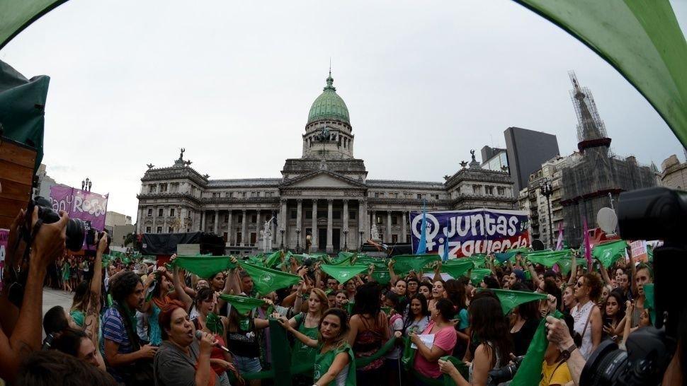 El proyecto por el aborto será debatido en el recinto de Diputados la semana que viene.