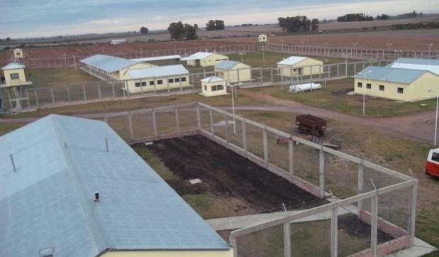 El penal granja de Gualeguaychú / Gentileza: El Día