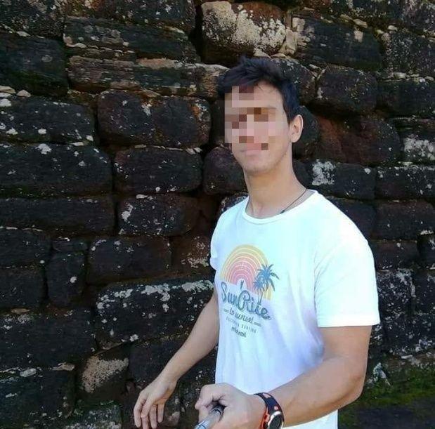 Nahuel cumplió 19 años en febrero y estudia Profesorado de Eduación Física.
