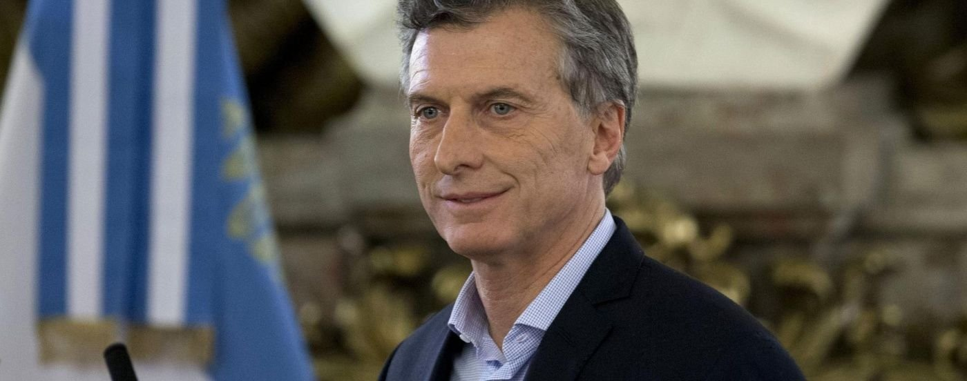 Le detectaron un quiste benigno en el páncreas a Mauricio Macri