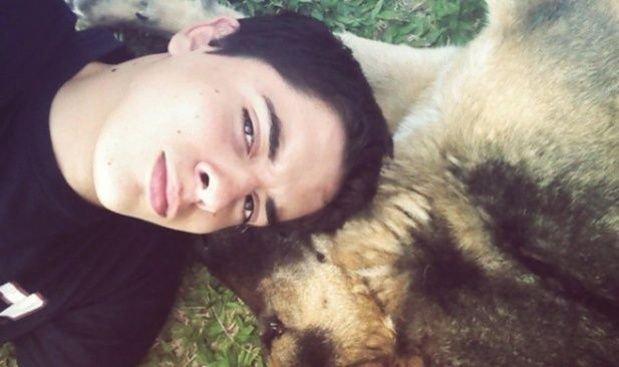 Fernando fue asesinado a cinco días de cumplir 21 años.