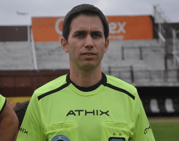 Martín Bustos, árbitro de las inferiores, es detenido por grooming