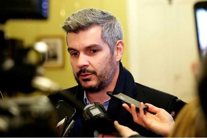 Marcos Peña explicó la lógica detrás de la designación de Pichetto.