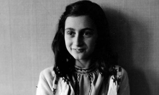 Ana Frank nació el 12 de junio de 1929.