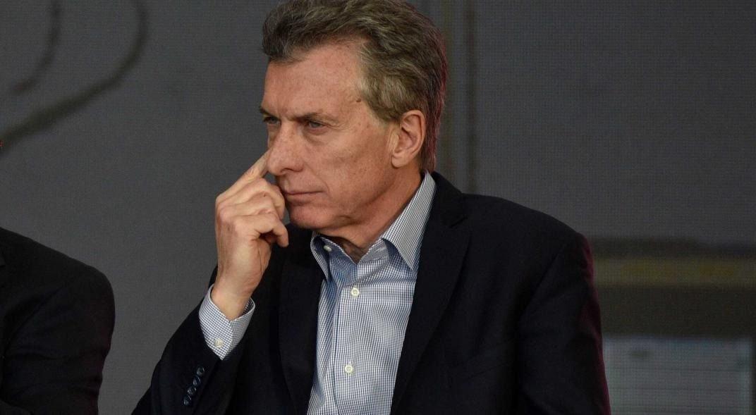 Macri pidió el voto de la sociedad para