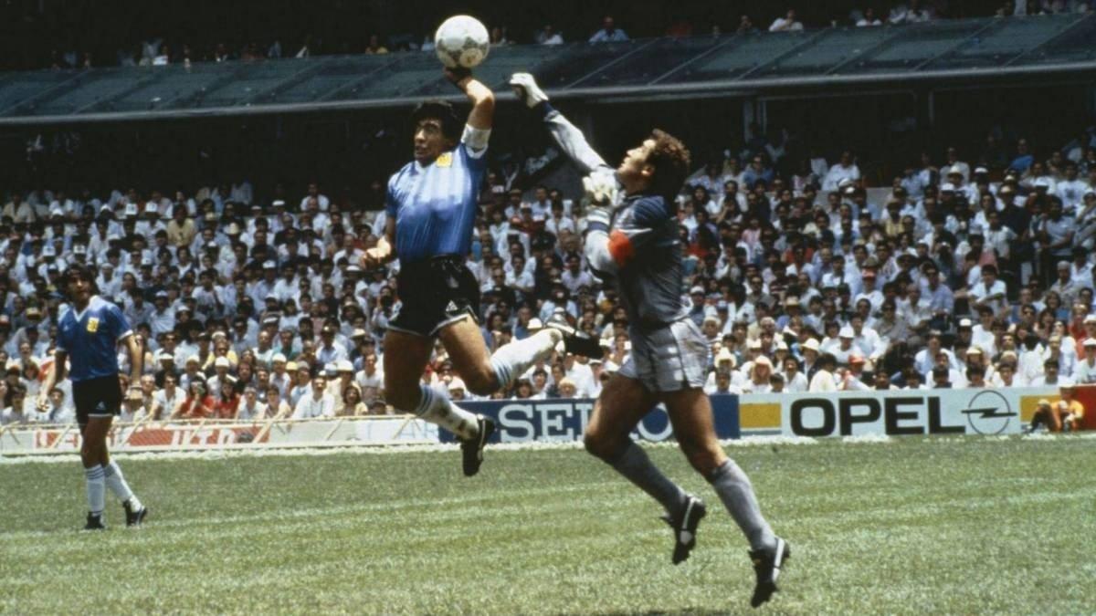 El gol perfecto de Maradona hecho en México cumple 33 años