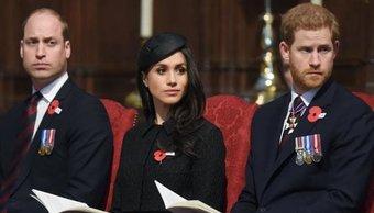 Ya no le importa nada: las seis palabras con las que Harry aniquiló en público a William