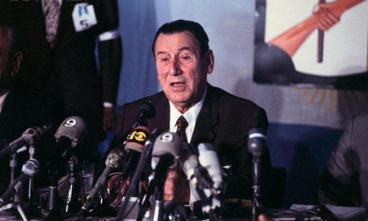 """El modelo argentino para el proyecto nacional"""": el libro póstumo de Perón - Big Bang! News"""