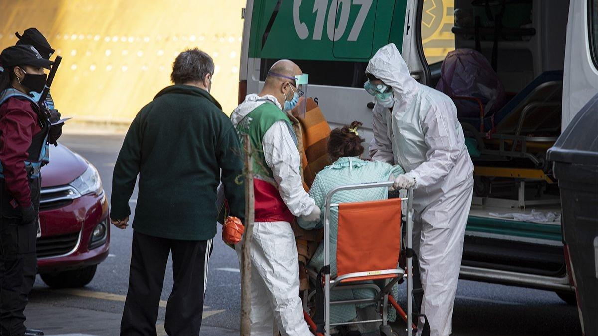 Se confirmaron 25 nuevas muertas por Covid-19 y es el día con más víctimas fatales desde que empezó la pandemia