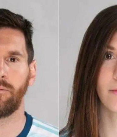 De Messi mujer a la Papisa Francisca: la APP que le cambia el género a los famosos