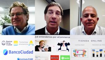 Cursos gratuitos Online para PyMEs y Emprendedores en todo el País