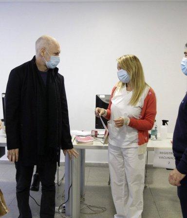 Exclusivo  Larreta ya recibió tres respuestas negativas para la compra de vacunas mientras aguarda las de otros laboratorios