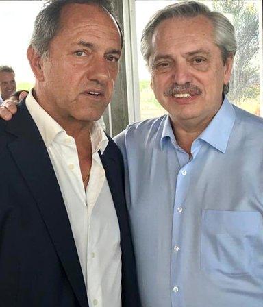 """Daniel Scioli pidió """"no subestimar"""" al presidente, elogió a Guzmán y analizó el clima electoral"""