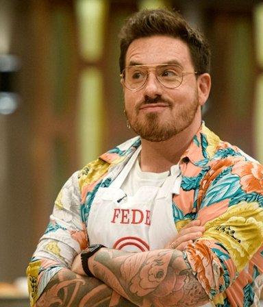 "Fede Bal le pegó a Alex Caniggia por su renuncia a Masterchef Celebrity: ""No tiene cultura del trabajo"""