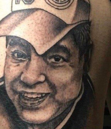 De la locutora que se tatuó a Del Moro al homenaje de Icardi a Wanda: los tatuajes de los famosos