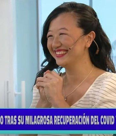 """La milagrosa recuperación de Karina Gao: """"Me costó volver a cocinar porque los músculos se me atrofiaron"""""""
