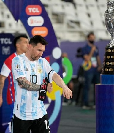 El VAR de BigBang: los jugadores más valiosos de la Copa América y Messi, el jugador récord