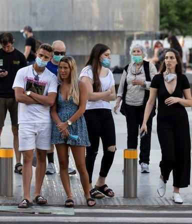 La variante Delta hizo dar marcha atrás a Israel: por qué algunas ciudades volvieron a usar barbijo