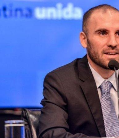 El ministro Martín Guzmán anunció el pago de 400 millones de dólares al Club de París