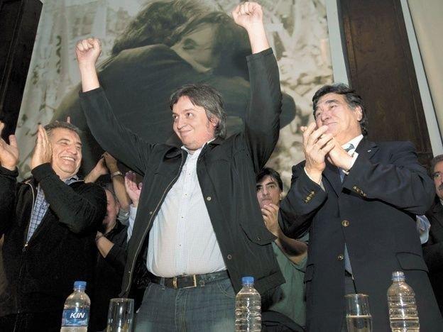 """Máximo Kirchner tomó la decisión de ser candidato por razones """"colectivas y personales""""."""