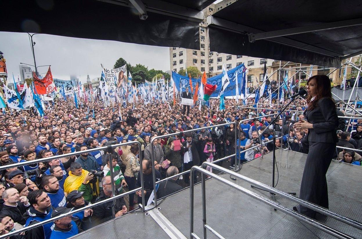 La ex presidenta Cristina Kirchner deberá asistir otra vez a los tribunales de Comodoro Py.