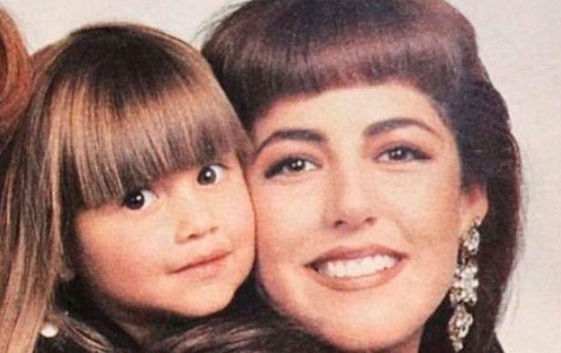 Michelle de chiquita: un calco de Luis Miguel.