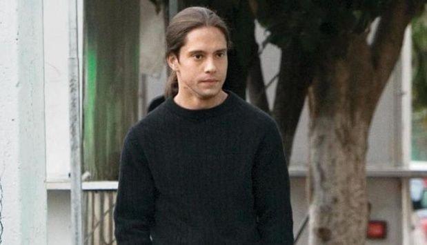 Una de las pocos fotos que se conocen de Sergio.
