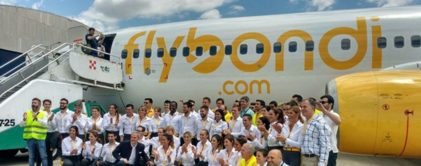 Un fiscal pide suspender a Flybondi por poner en peligro a los pasajeros