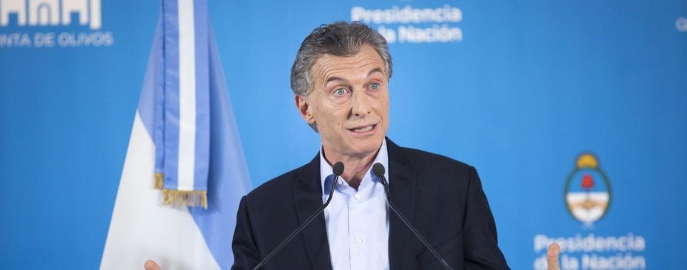 """El llamativo cambio de palabras de Macri en el cierre del G-20: de """"tormenta"""" a la """"turbulencia"""""""