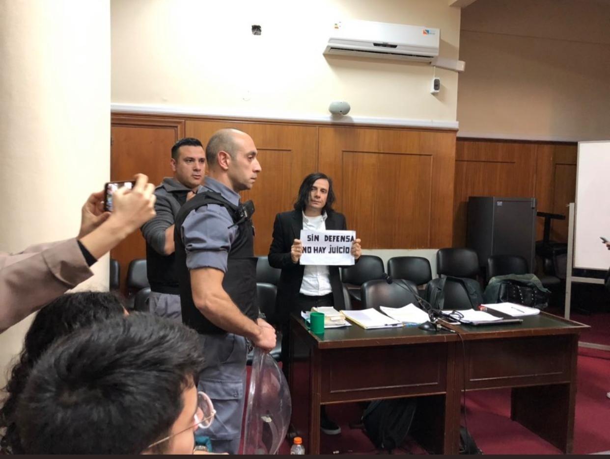 Condenaron a Cristian Aldana a 22 años de cárcel